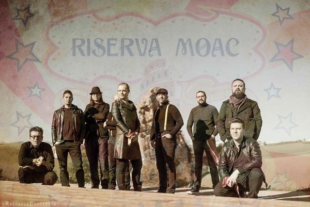 La Riserva Moac e Brigallè chiuderanno UFF domenica 3 settembre tra zingari e briganti
