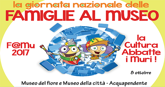 Giornata Nazionale delle Famiglie al Museo presso i Musei civici di Acquapendente