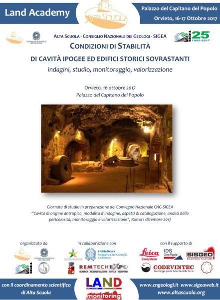 """Ad Orvieto le """"Giornate del Sottosuolo"""", al Palazzo del Popolo due giornate di approfondimento"""