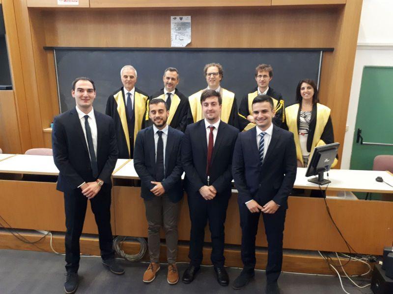 Università della Tuscia: ecco i primi laureati in Ingegneria Meccanica. Sono già altamente professionali