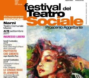 Festival Proscenio aggettante, il teatro per risollevare le sorti della Valnerina
