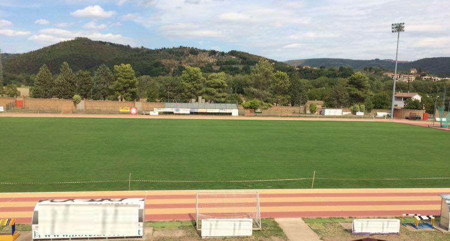 Stagione agonistica 2019/2020, utilizzo dei campi da gioco in erba naturale e sintetica del Muzi e del campo di Sferracavallo