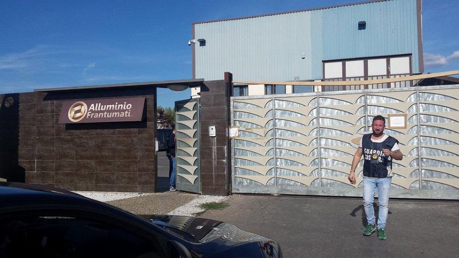 Rifiuti tossici spediti via mare e rivenduti come padelle, anche l'azienda orvietana Alluminio Frantumani al centro dell'inchiesta