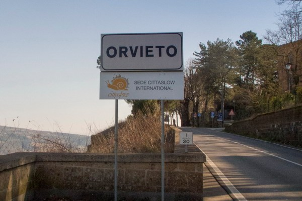 Primo Itinerario Cittaslow d'Italia: Orvieto in rete con Asolo, Greve in Chianti e Pollica