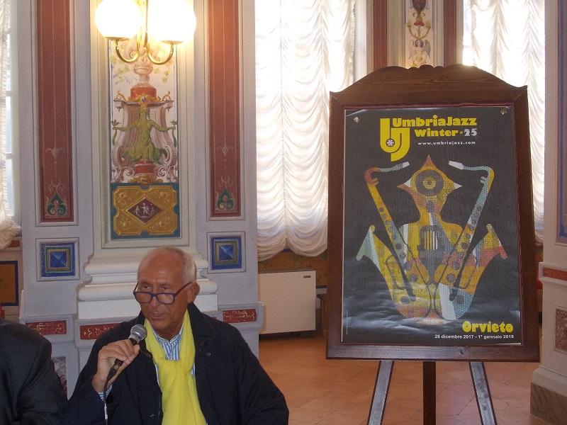 Umbria Jazz Winter, countdown per il 25° compleanno del festival più rappresentativo di Orvieto