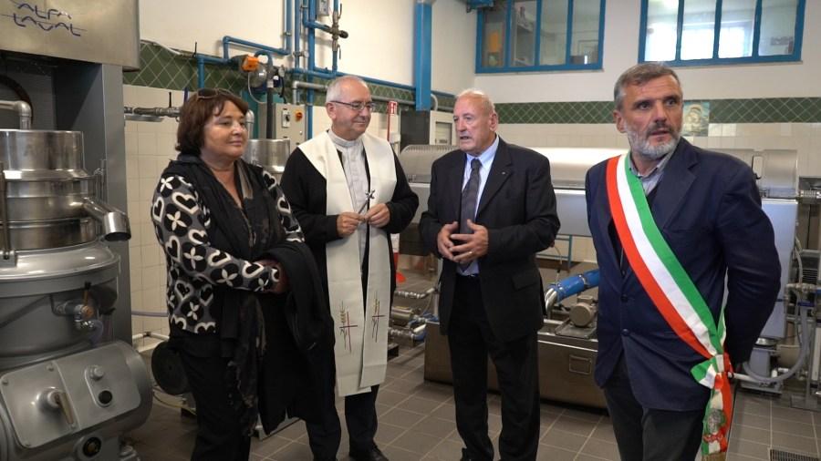 San Venanzo, nuove sfide con la modernizzazione dello storico Oleificio Pian delle vigne