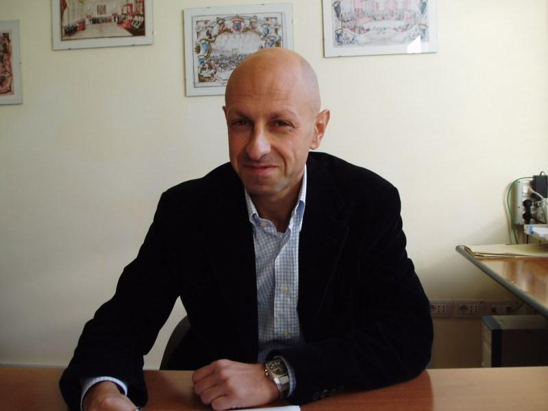 Il rettore Ruggieri ha tenuto una lezione su lavoro, nuove tecnologie ed economia ai ragazzi del Buratti