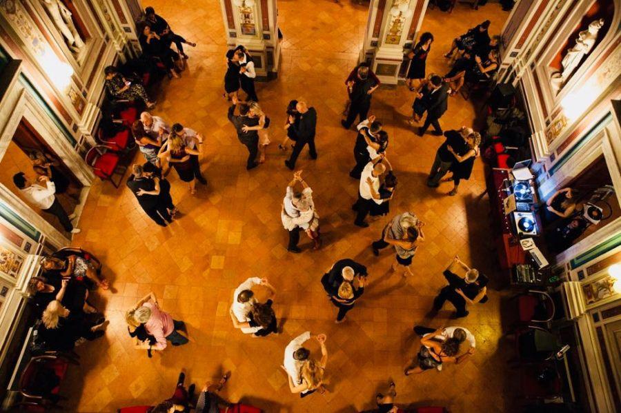 Va in archivio con successo il fine settimana a tutto tango della Rupe