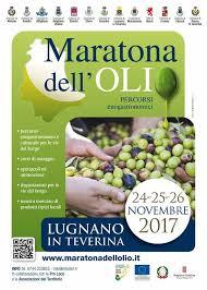 Maratona dell'Olio, si presenta ufficialmente l'ottava edizione dell'evento che coinvolge 13 comuni