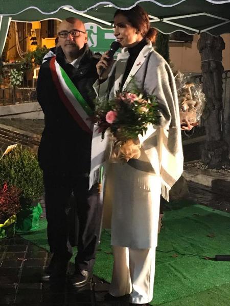 Successo per la 30esima mostra del tarfuto di Fabro, consegnato Premio Vanghetto d'oro a Roberta Morise