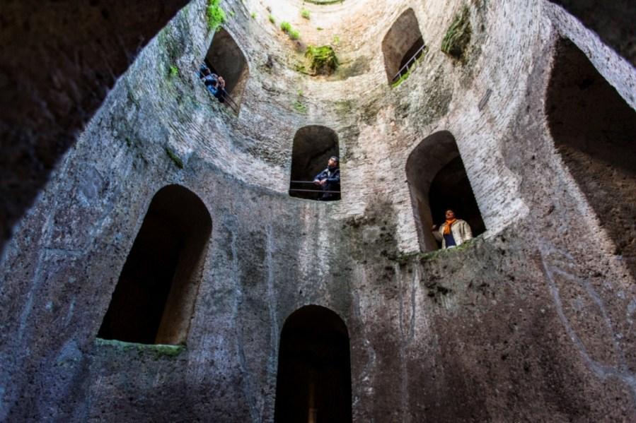 """Pozzo di San Patrizio, varati in via tecnica due progetti esecutivi: """"Spirale meravigliosa"""" e Tempio del Belvedere"""