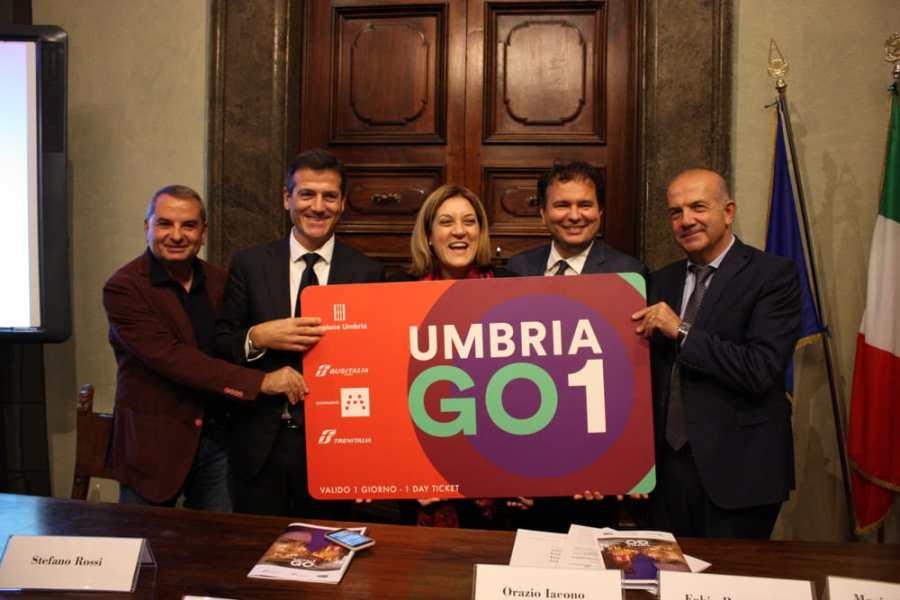 """""""Arriva Umbria.Go"""", il nuovo abbonamento integrato per i pendolari."""