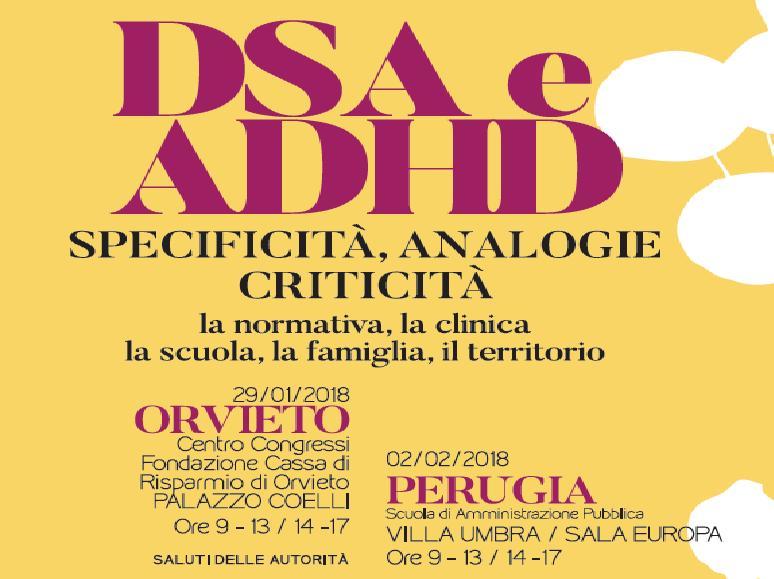 Per comprendere e dialogare sui disturbi dell'apprendimento a Palazzo Coelli di Orvieto