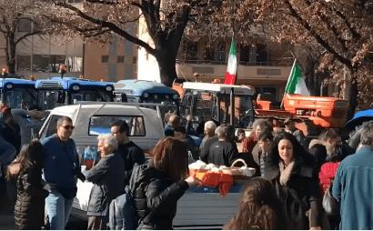 VIDEO – La Benedizione dei Trattori a Ciconia