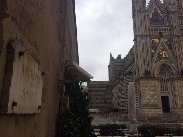 Futuro sede Archivio di Stato di Orvieto, la competenza è passata al Ministero