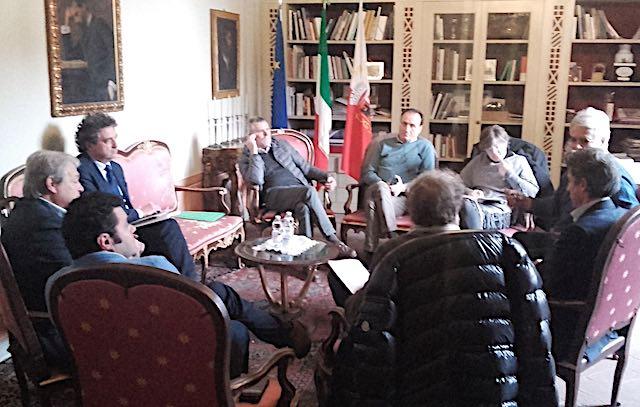 """""""Contratto di Fiume interregionale per il Paglia"""", il punto sullo stato di avanzamento"""