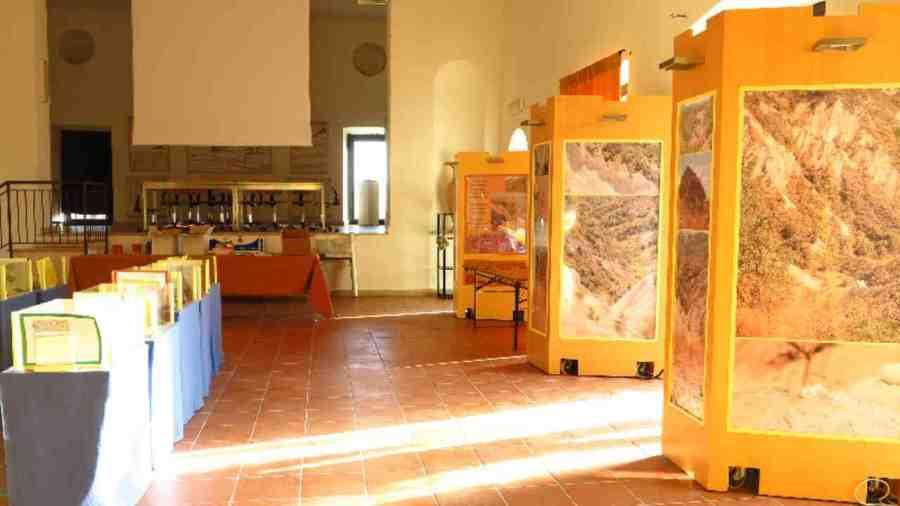 Museo dei Cicli Geologici di Allerona, lo gestirà un privato. Prorogato il termine per le domande