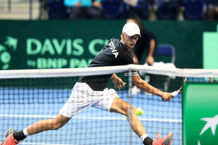 Incredibile Tc Open, ingaggiato il Davis Man lituano Lukas Mugevičius