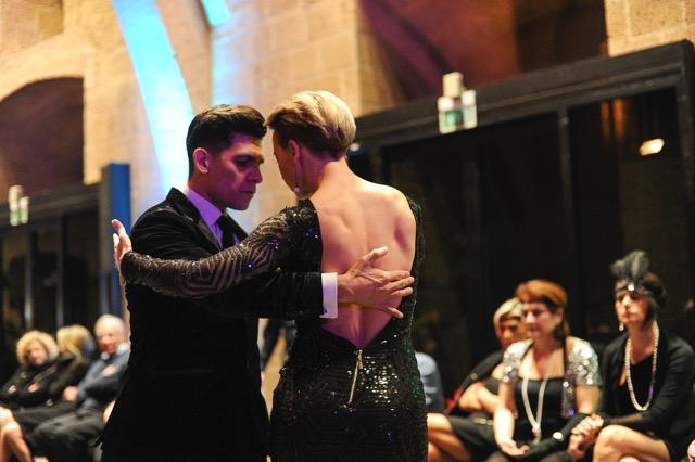 """""""Orvieto, città del tango"""": spettacolare show dei maestri Terrazas e Grdan"""