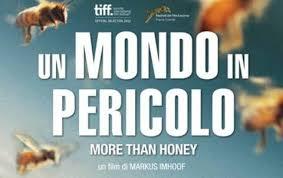 """""""Un mondo in pericolo. More than honey"""": docu-film proposto dall'Associazione Acqua"""