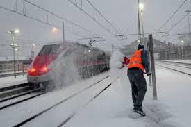 Maltempo, attivati piani neve e gelo di Rete Ferroviaria Italiana e Trenitalia