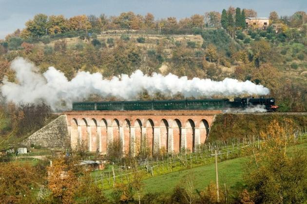 Scoprire in treno il fascino dei borghi, al via la collaborazione Trenitalia e Borghi più belli d'Italia