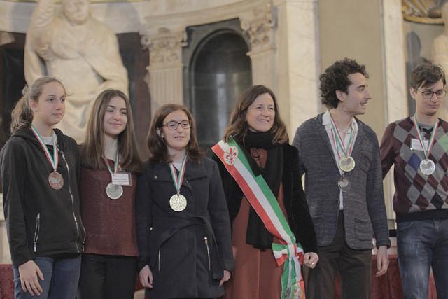 Olimpiadi di Italiano: Livia Racanella sul podio