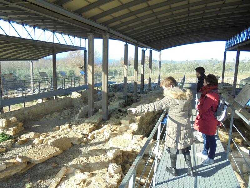 Alla scoperta dell'Area Archeologica di Scoppieto e dell'Antiquarium di Baschi