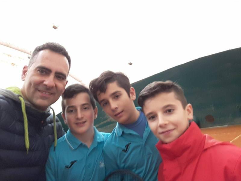 Campionato Under 12 maschile Circolo Tennis Acquapendente: Muccifora e Zaganella in trionfo