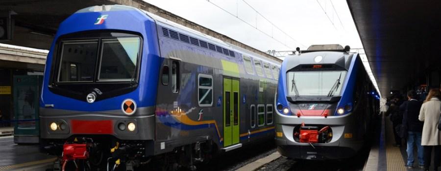 Maltempo, Trenitalia: rimborso dei biglietti regionali non utilizzati