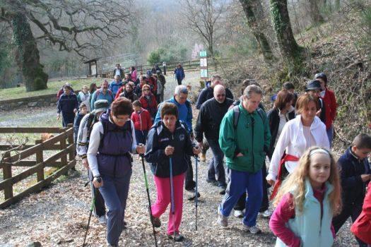 Presentato il programma ufficiale per la Camminata di Pasquetta ad Acquapendente