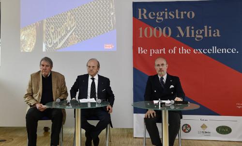 """Presentato il Registro 1000 Miglia a Techno Classica Essen. L'organizzazione: """"Un'idea che si concretizza dopo anni"""""""
