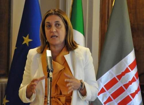 Elezioni amministrative in Umbria, il commento della Presidente della Regione Catiuscia Marini