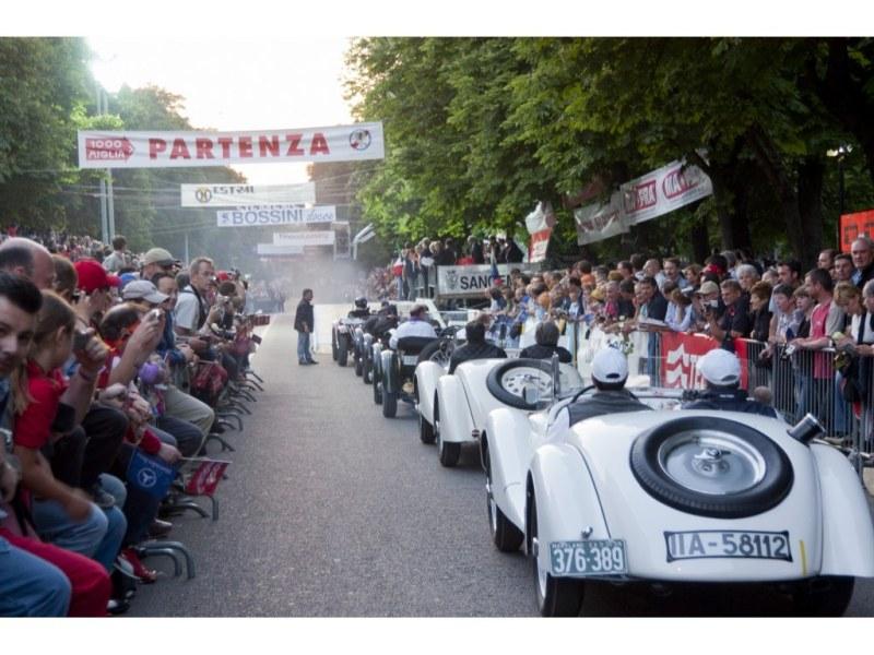 Orvieto si prepara ad accogliere la Mille Miglia, inizia il count down