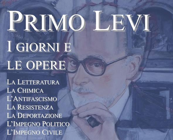 """""""Primo Levi. I giorni e le opere"""", in mostra nella sala Unità d'Italia del Comune"""