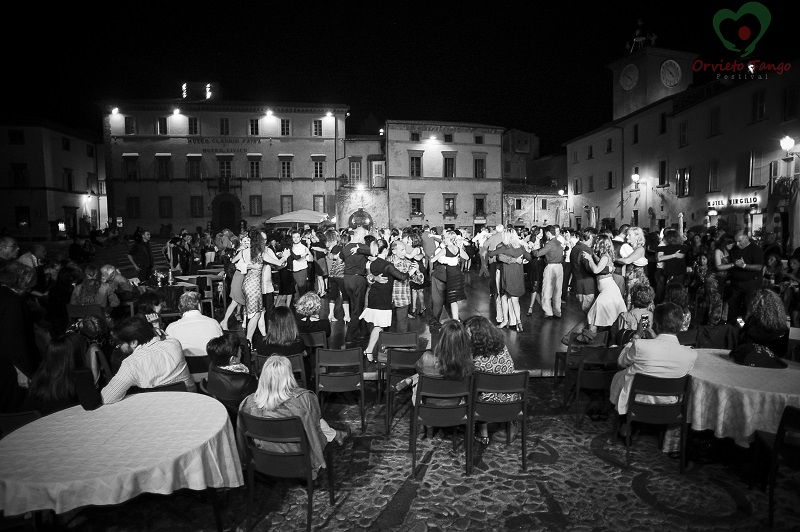 """Orvieto si prepara per un'estate all'insegna del Tango. Ultimi preparativi per """"Orvieto Tango Festival #2"""""""