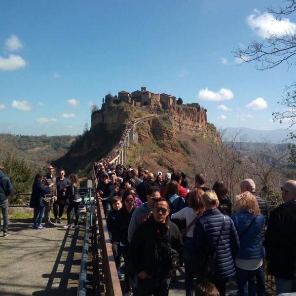 Civita di Bagnoregio, Viterbo Medievale e Blera: un weekend di visite guidate