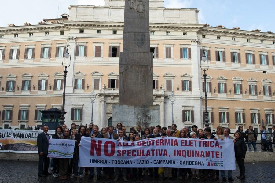 """Energia, Tamburrano (M5S): """"Fare di tutto per impedire costruzione centrale geotermica di Castel Giorgio"""""""