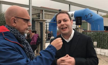 """VIDEO – Bardano in festa con i bambini della Libertas con la """"Corsa di Primavera"""""""
