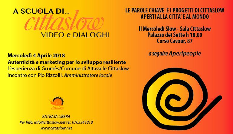 Sviluppare Orvieto prendendo spunto dalle migliori pratiche di Cittaslow