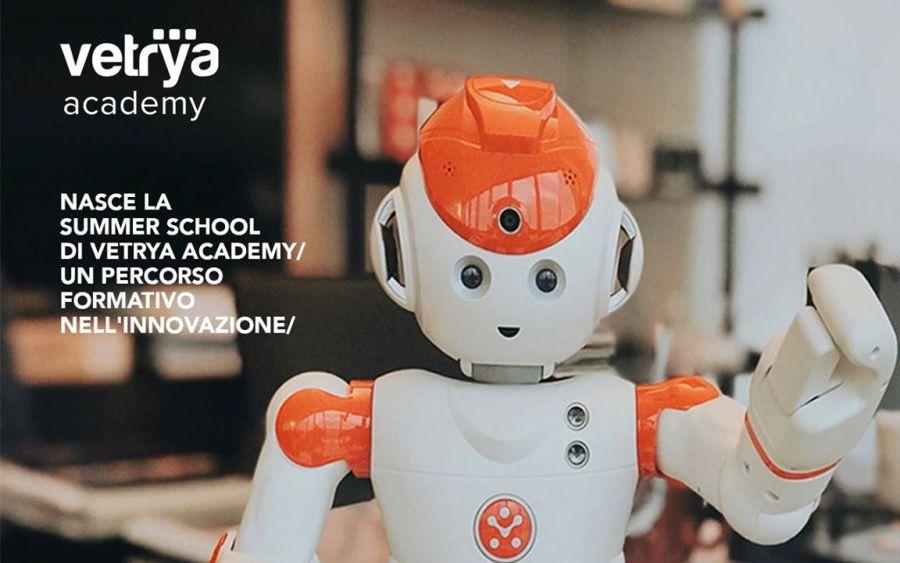 Al via la Summer School della Vetrya Academy dal 3 al 7 settembre presso il Vetrya Corporate Campus