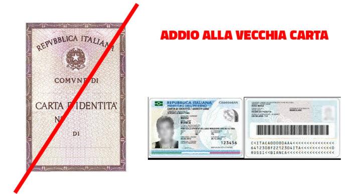Via il vecchio avanti col nuovo: dal 19 settembre a Narni entra ufficialmente in circolazione la carta d'identità elettronica