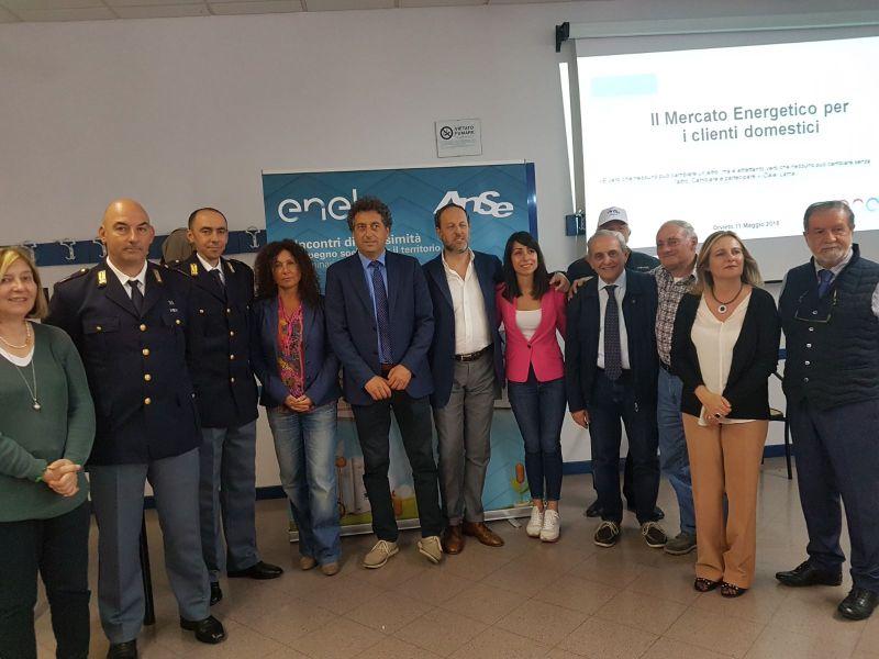 Novità nel mercato elettrico, fa centro l'iniziativa di Anse Umbria