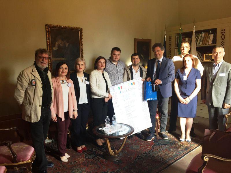 Alta Scuola, tecnici della Moldavia ad Orvieto per approfondire conoscenze su Contratto di Fiume
