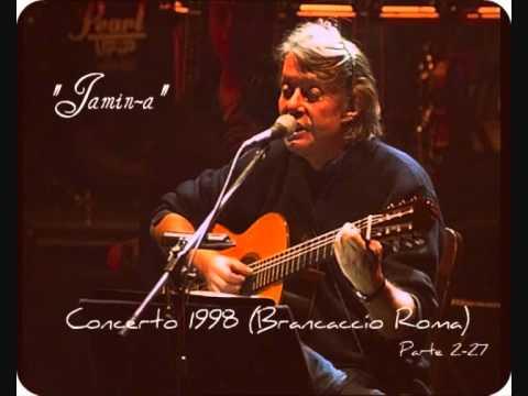 Ultimo appuntamento per NonsoloLirica, chiude la rassegna il concerto di De Andrè del 1998
