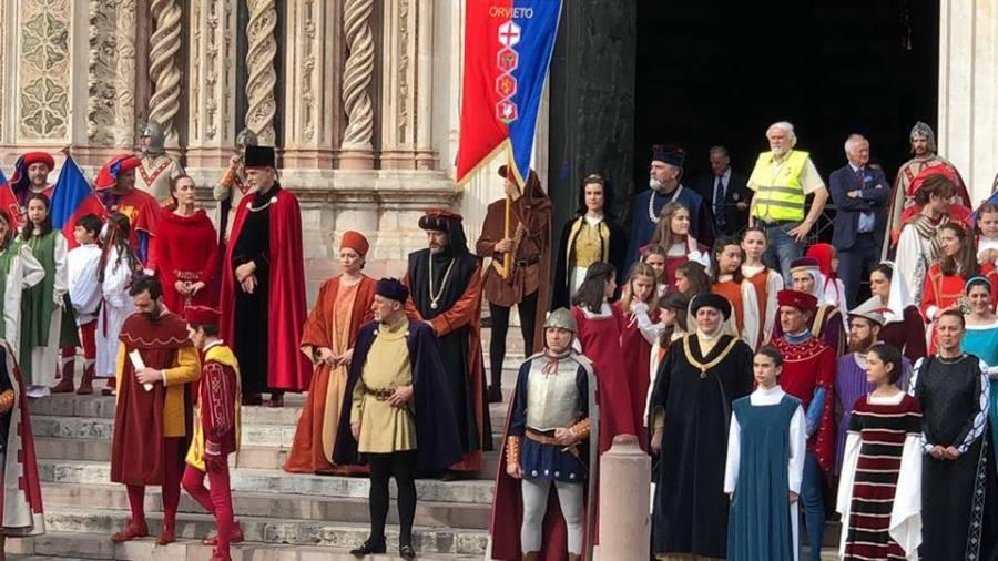 Successo per gli eventi del Corpus Domini, la soddisfazione dell'Associazione Lea Pacini