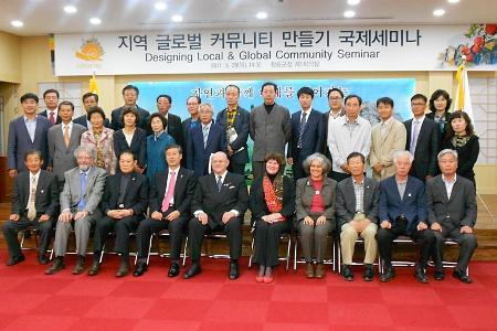 Corea e Orvieto si stringono la mano, l'amministrazione accoglie Sindaci di Cittaslow Coreane