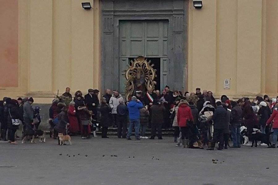 Acquapendente, programma dei festeggiamenti per Sant'Antonio alla parrocchia del S. Sepolcro