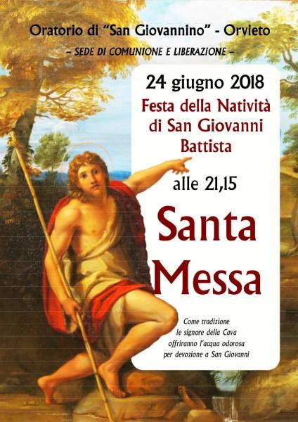 Festa della Natività di San Giovanni Battista, il quartiere medievale rinnova la tradizione