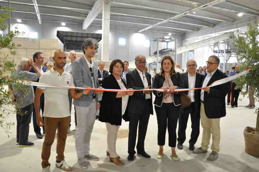 Inaugurato a Belladanza nuovo polo integrato rifiuti